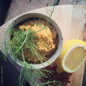 Recipe for Raw Carrot Hummus
